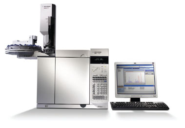 Agilent 7890B GC/MS System With 5977A